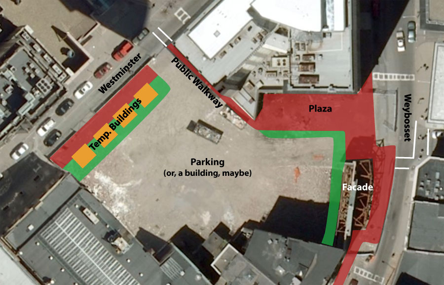 Possible Site Plan
